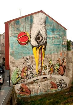 artist: Ericailcane  city: Ordes (Spain)