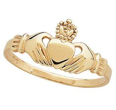 Claddagh Sisters Ring represents loyalty friendship and love. My mother gave me one 4 years ago. I wear it every day. Claddagh Sisters Ring represents loyalty friendship and love. Silver Claddagh Ring, Claddagh Rings, Sterling Silver Rings, Claddagh Symbol, Sister Rings, Celtic Wedding Rings, Gold Jewelry Simple, Diamond Are A Girls Best Friend, Personalized Jewelry