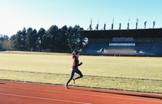 Glimpse the life of a student-athlete in Rachel's first post! #UVic