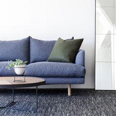 Sia table from our Design Kiosk collection styled here with our Eugene Sofa and Subi rug.  #masculineinteriors  #moodyinteriors  #designerfurniture #mancave  #minimal #loungeroom #interiordesign #loungeroom #livingroom #corporateinteriors #commercialinteriors #designerfurniture #fabricsofa #australianmadefurniture #madeinsydney #cameronfoggo #livingroomfurniture #greystyle #greystyling #minimaldesign