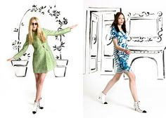 Moschino Cheap and Chic 2013 Spring Summer Womens Pre-Collection