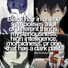 Anime quote || Levi from SnK || Kageyama from haikyuu || L from death note   || Misaki from another