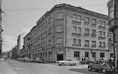 Hotel Universo. Pontevedra