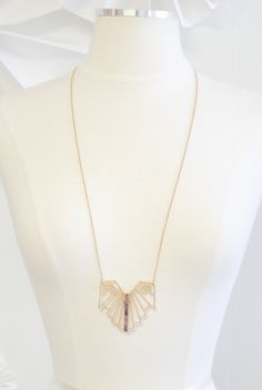 Tribal Necklace- $38