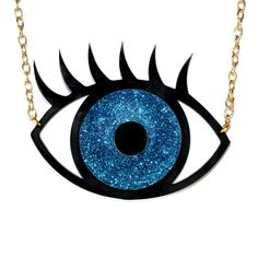 Eye See You Necklace at IMANICOSMO.com!
