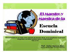 El educador cristiano perfil del maestro