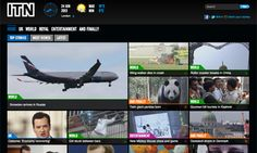 ITN relaunches its mobile news app for iPhone and iPad iOS app revamped to match news provider's responsive-design website, with an emphasis on video News at Ten producer ITN has launched a new app for iPhone and iPad, with a design that matches its website.  The new iOS app launched on Apple's App Store on Saturday (22 June) as a free download for iOS devices.  It's a native-app wrapper for the ITN website, which itself relaunched in July 2012 as a responsive design HTML5 site