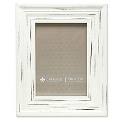 Lawrence Frames Weathered Richmond Picture Frame, 5 by 7-Inch, Ivory Lawrence Frames http://www.amazon.com/dp/B00NASFNM4/ref=cm_sw_r_pi_dp_OV2Cvb03F52AG