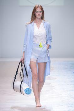"Victoria Andreyanova collection ""Regata"" fashion show ss'16"