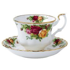 NEW Royal Albert Old Country Roses Teacup & Saucer Set