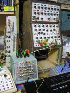 * Casper Electronics » Modular synth