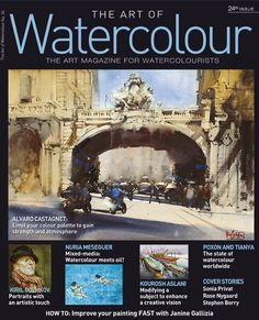 The Art of Watercolour issue 24