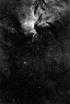 Illustration: Thomas Ruff - Stars
