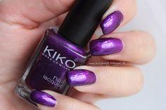 miss jenny g ❤ *beautyblog*: [KIKO BlogParade] meets [Purple my Week]