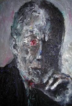 x 41 cm, oil on canvas , 2005 Oil On Canvas, Portraits, Painting, Art, Art Background, Head Shots, Painting Art, Kunst, Paintings
