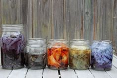 NATURAL DYES MASTER CLASS WITH SASHA DUERR: 5 SUMMER FLOWERS THAT MAKE BEAUTIFUL NATURAL DYES