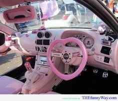 Barbies Real-Life Dream Car!!! :O