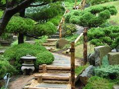 Japanese Garden at Hillwood Estate