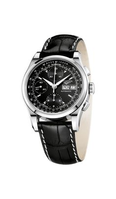 Longines Collection Heritage - Lindbergh's Atlantic Voyage Watch