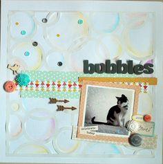 Bubbles - Scrapbook.com