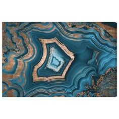 Shop for Dreaming About You Geode' Canvas Art. Get free delivery at Overstock.com - Your Online Art Gallery Store! Get 5% in rewards with Club O!