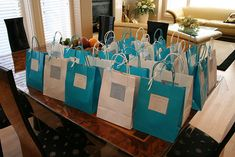 Great page with TONS of ideas for out of town wedding guest welcome bags! IMG_5725 by Joey Poon, via Flickr