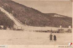 Historyczne zdjęcia Wielkiej Krokwi.