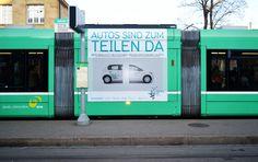 Catch a Car öV Plakate #OOH Basel, Studios, Car, Autos, Advertising Agency, Poster, Automobile, Studio, Vehicles