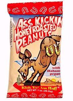 Heat-lovin' donkeys represent! Roasted Peanuts, Almost Always, Donkeys, Pop Tarts, Allergies, Snack Recipes, Snack Mix Recipes, Appetizer Recipes, Donkey