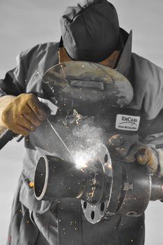 Pipe welding, for my pecos, Texas girl!!!! Her grandad was a pipeline welder!!! Very much a great icon!!!!