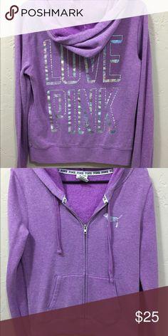 Victoria's Secret jacket Excellent condition! No tears or stains. PINK Victoria's Secret Jackets & Coats