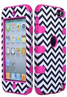 Hot Pink Apple iPod Touch 4th Gen Rubber Hard Case Keep Calm and Dance On