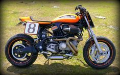 Buell (USA) XR 750 Tracker