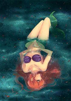 Image detail for -Ariel - Disney Princess Fan Art (9065361) - Fanpop fanclubs.