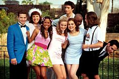 Clueless Outfit Pictures alicia silverstone verzaubert in ikonischem clueless Clueless Outfit. Here is Clueless Outfit Pictures for you. Cast Of Clueless, Clueless 1995, Clueless Outfits, Clueless Costume, Clueless Style, Paul Rudd Clueless, Dionne Clueless, 90s Grunge, 90s Fashion