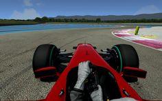 Assetto Corsa - Ferrari F10 800 GP ( Onboard ) - Paul Ricard Castellete