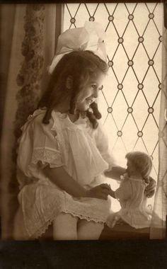 My grandma Joyce's window memories