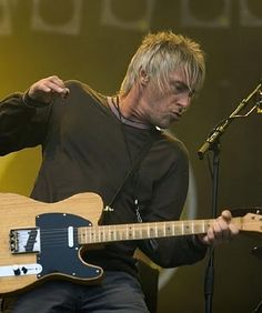 Paul Weller - Tele'