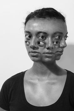 Distortion Photography, Face Photography, Surrealism Photography, Manipulation Photography, Photo Manipulation, A Level Art Sketchbook, Expressions Photography, Expressive Art, Face Expressions