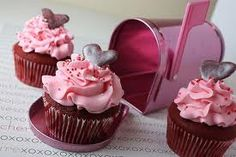 Cup Cake Pink