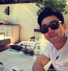 150316 Siwon Weibo Update: How is everyone?I'm having a meeting here now… Super Junior, Kpop, Ban Ryu, Choi Siwon, Im Yoona, Jyj, Korean Artist, Actors, Boyfriend Material