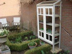 lean to greenhouse - Beautiful small greenhouse - muurkas