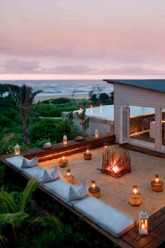 Ponta Mamoli (White Pearl) Mozambique - Definitely on my list of places to visit Outdoor Fire, Outdoor Living, Relax, Outdoor Spaces, Outdoor Decor, Luxury Accommodation, Luxury Hotels, The Places Youll Go, Pearl White