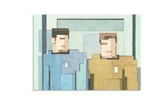 MONOQI | Kirk and Spock