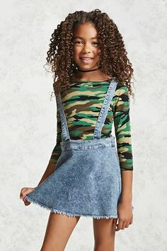 Here Are Some Amazing current fashion trends 9013 Cute Girl Outfits, Kids Outfits Girls, Cute Summer Outfits, Tween Girls, Teen Outfits, Summer Clothes, Camo Outfits, Kids Girls, Tween Fashion