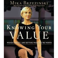Knowing Your Value, the best book for young women. A must read!