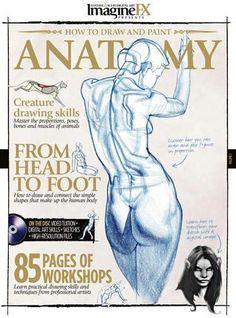 Dibujando la anatomía y figura humana. Autor:  L. Gordon.. Editorial. Lagusa