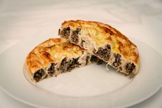 Easy Rolani Burek (Rolled Croatian Meat Pastry) Recipe