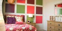 Como decorar quarto com adesivos decorativos