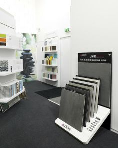 Showroom SCMD | Carrelage à Rennes - Photo: laurentbouzeloc.com